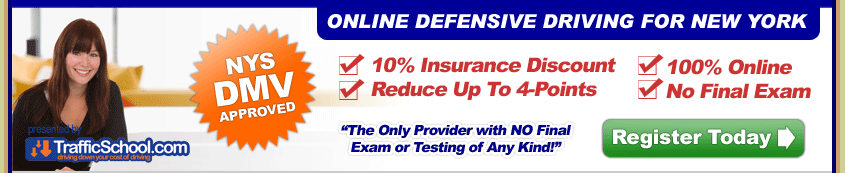 Web Defensive Driving in Hampton Bays