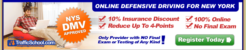 On-line Wyoming County Defensive Driving