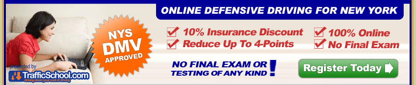 Online North Merrick Defensive Driving